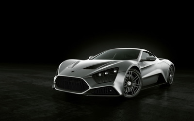 Zenvo ST1 [2] wallpaper
