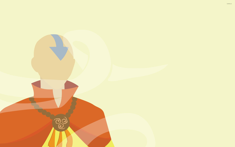Aang Avatar The Last Airbender 2 Wallpaper Cartoon