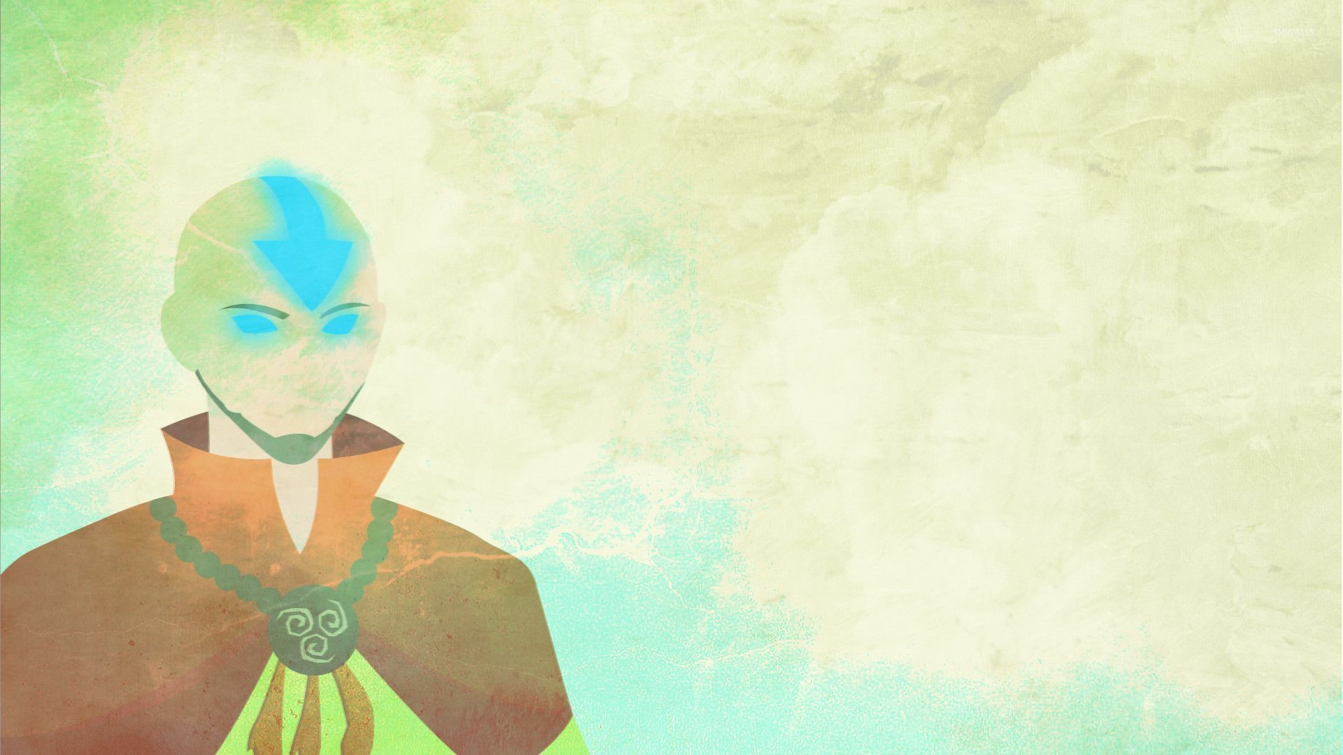 Aang - Avatar - The Last Airbender wallpaper - Cartoon ...