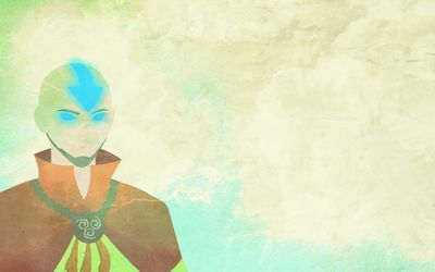 Aang - Avatar - The Last Airbender wallpaper