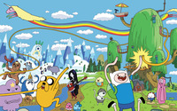 Adventure Time wallpaper 1920x1200 jpg