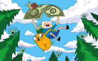 Adventure Time [4] wallpaper 1920x1200 jpg