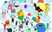 Adventure Time [9] wallpaper 1920x1200 jpg
