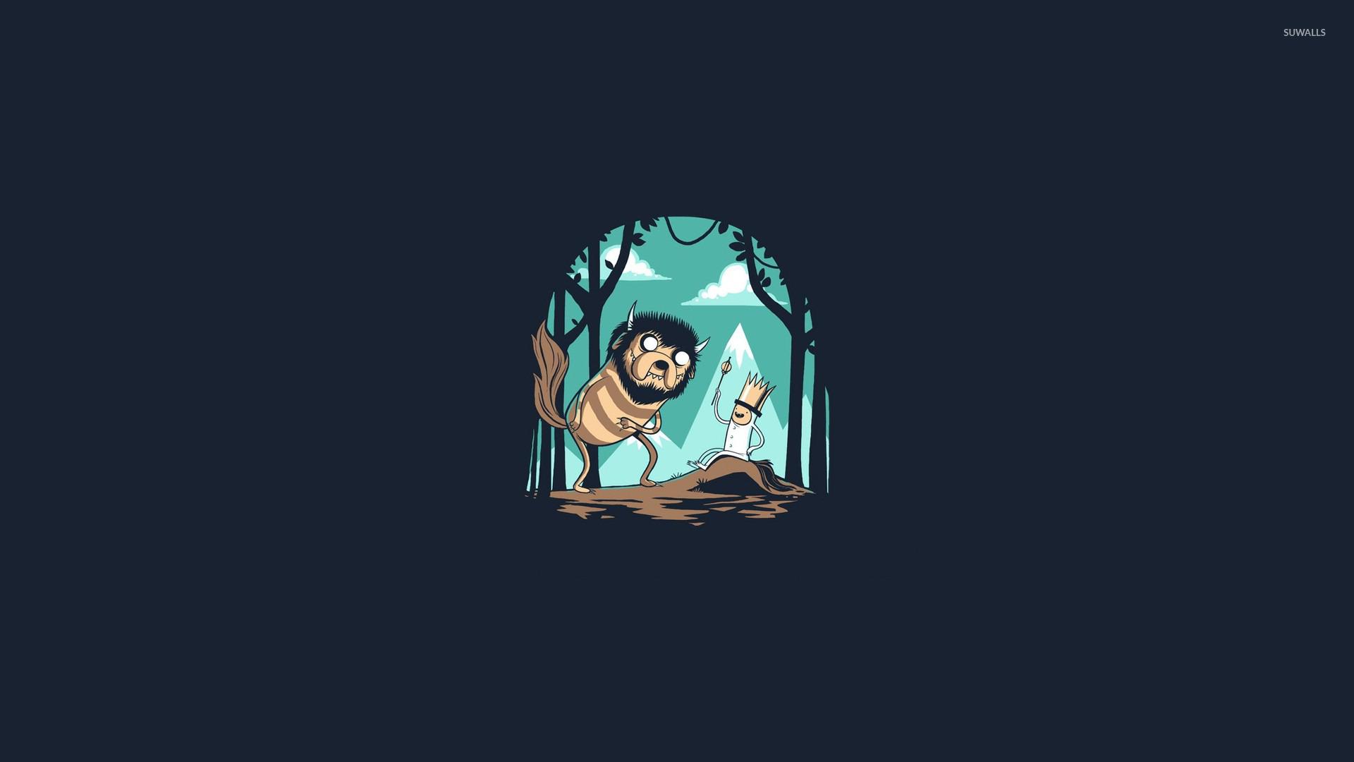 Adventure Time 7 Wallpaper