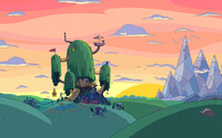Adventure Time [2] wallpaper 1920x1200 jpg