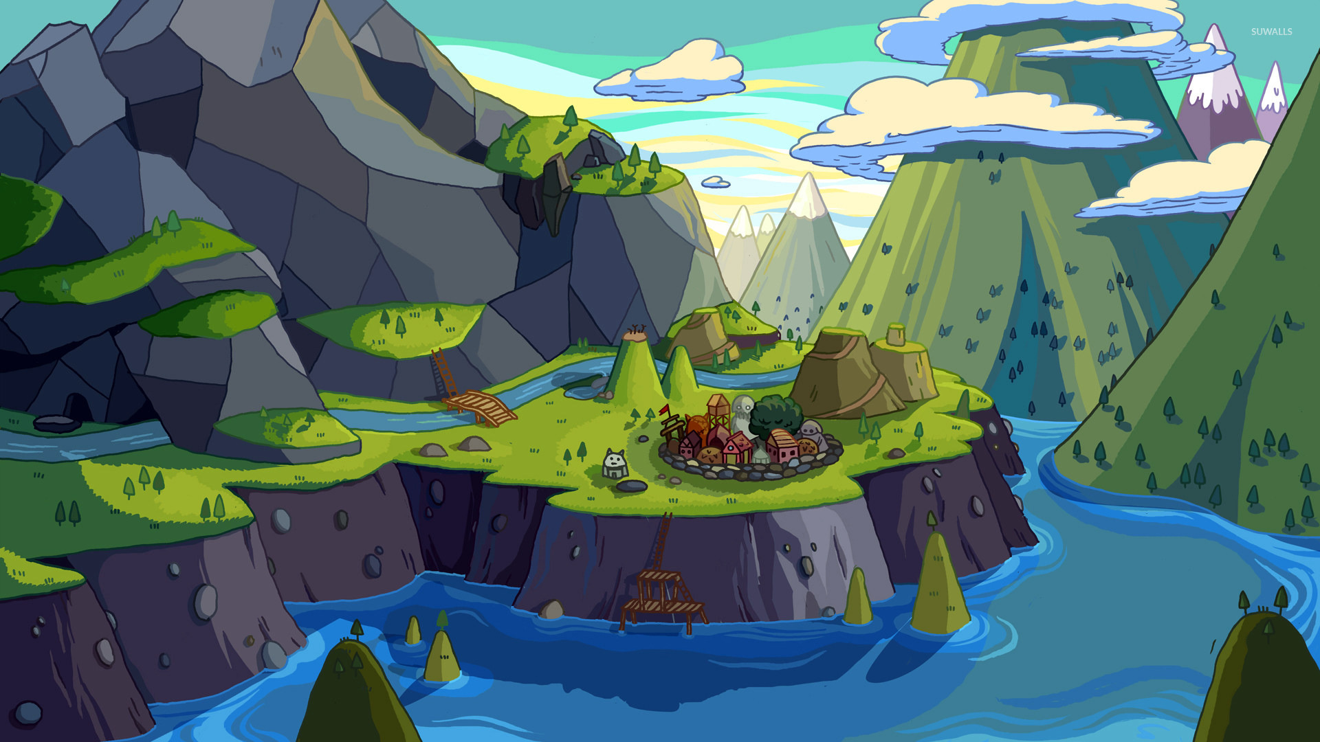 Adventure time 6 wallpaper cartoon wallpapers 16403 adventure time 6 wallpaper thecheapjerseys Choice Image