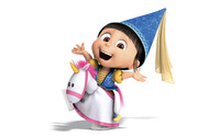 Agnes - Despicable Me 2 wallpaper 2880x1800 jpg