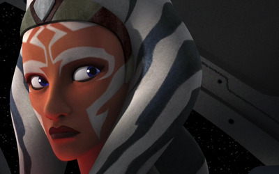 Ahsoka Tano - Star Wars Rebels wallpaper