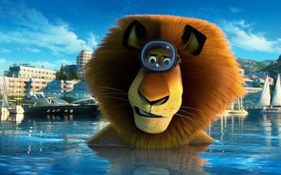 Alex - Madagascar 3: Europe's Most Wanted wallpaper