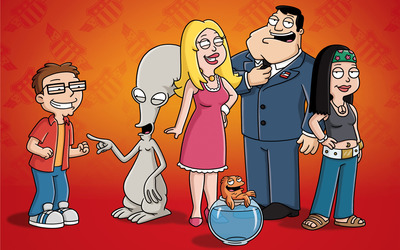 American Dad [4] wallpaper