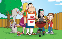 American Dad [5] wallpaper 1920x1200 jpg
