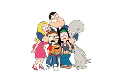 American Dad [3] wallpaper