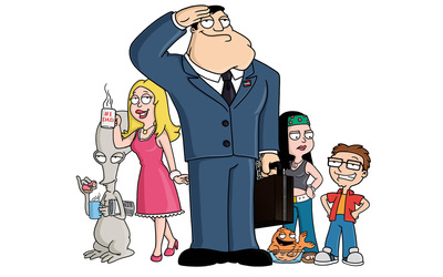 American Dad [2] wallpaper
