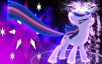 Angry Twilight Sparkle wallpaper 2560x1600 jpg