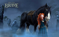 Angus - Brave wallpaper 1920x1200 jpg