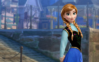 Anna - Frozen [2] wallpaper 2880x1800 jpg