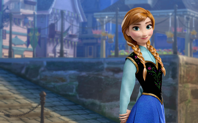 Anna frozen 2 wallpaper cartoon wallpapers 24354 anna frozen 2 wallpaper voltagebd Choice Image