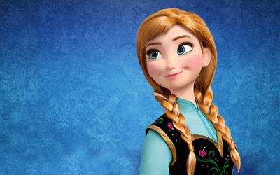 Anna - Frozen wallpaper