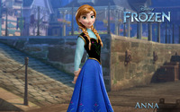 Anna - Frozen [4] wallpaper 2880x1800 jpg