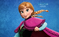 Anna - Frozen [5] wallpaper 3840x2160 jpg