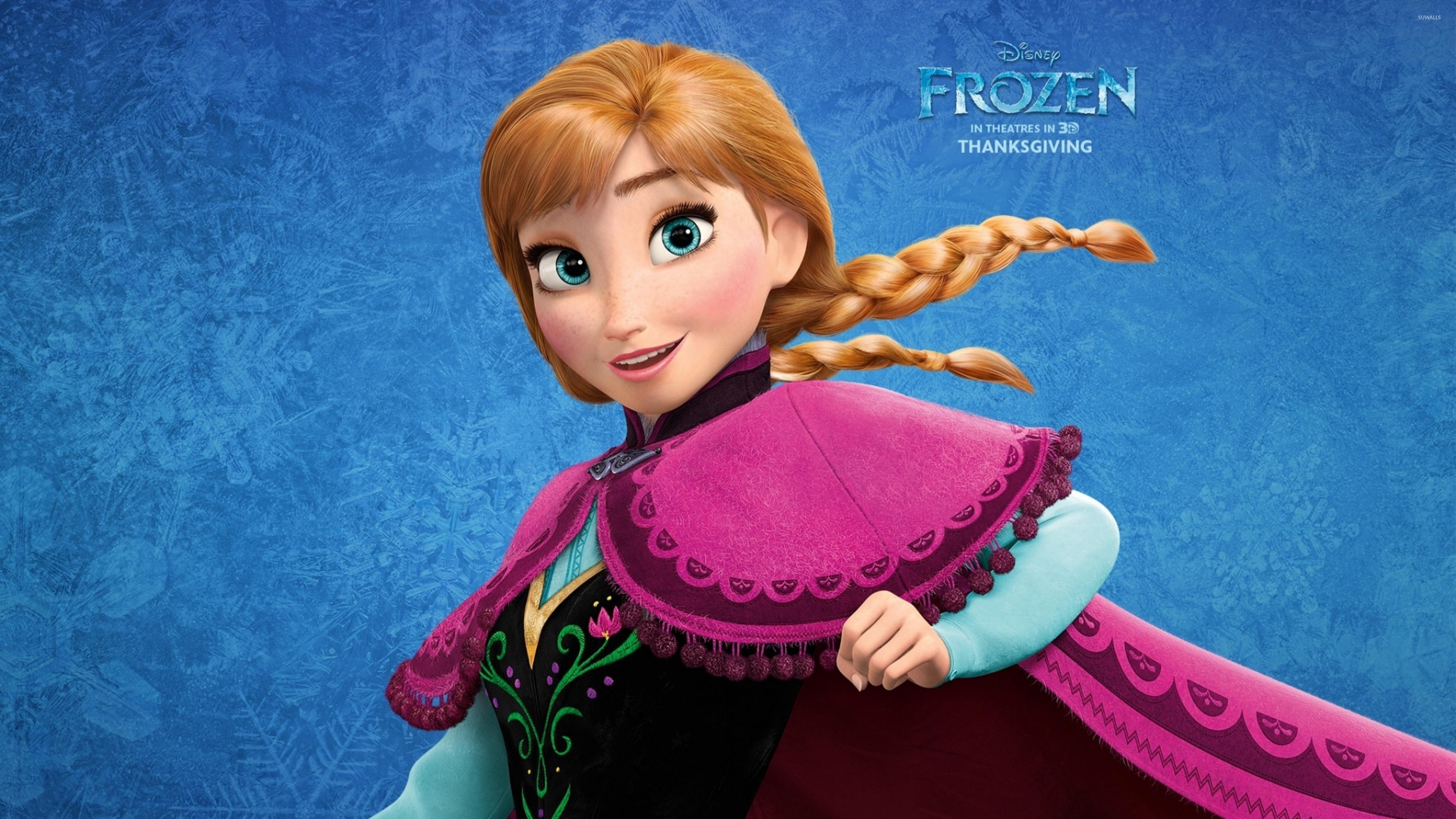 Anna Frozen 5 Wallpaper Cartoon Wallpapers 32659