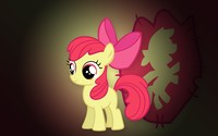 Applebloom wallpaper 1920x1200 jpg