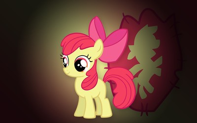 Applebloom wallpaper