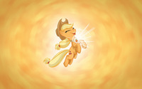 Applejack [5] wallpaper 2560x1600 jpg