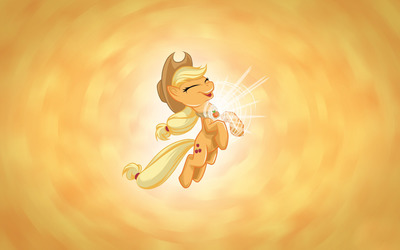 Applejack [5] wallpaper