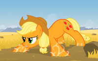 Applejack [6] wallpaper 2560x1600 jpg
