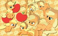 Applejack [4] wallpaper 2560x1600 jpg