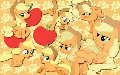 Applejack [4] wallpaper