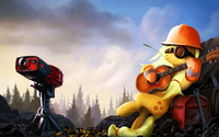 Applejack - My Little Pony Friendship is Magic wallpaper 1920x1080 jpg