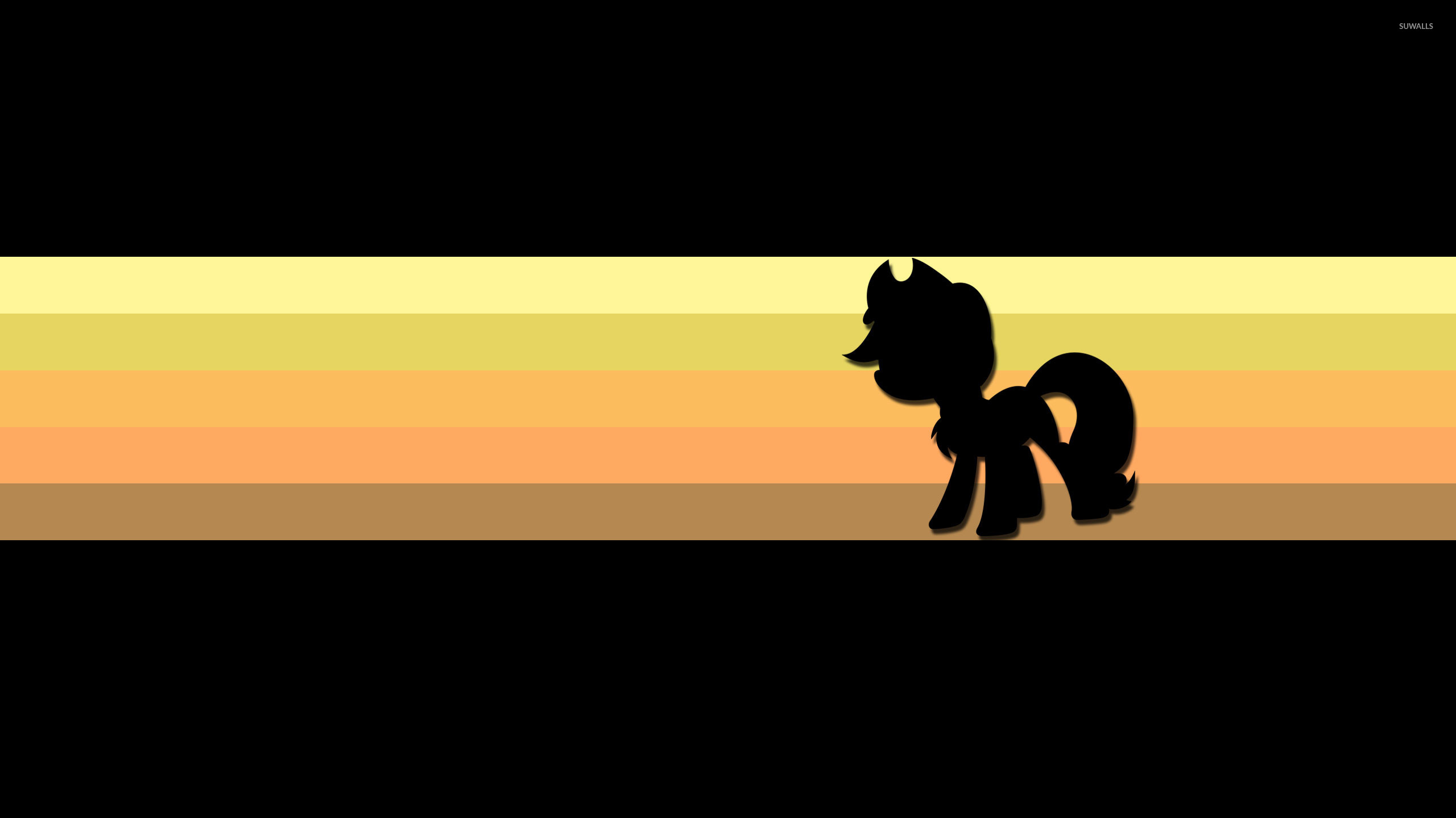 applejack my little pony friendship is magic 2