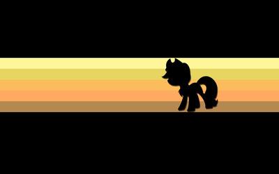Applejack - My Little Pony Friendship is Magic [2] wallpaper