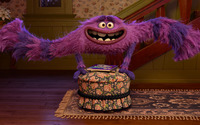 Art - Monsters University wallpaper 1920x1080 jpg