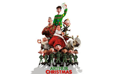 Arthur Christmas wallpaper