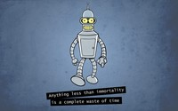 Bender wallpaper 2560x1600 jpg