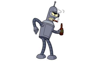 Bender - Futurama wallpaper