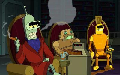 Bender - Futurama [4] wallpaper