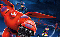 Big Hero 6 [3] wallpaper 2880x1800 jpg