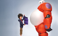 Big Hero 6 [2] wallpaper 2880x1800 jpg