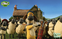 Bitzer - Shaun the Sheep wallpaper 1920x1200 jpg