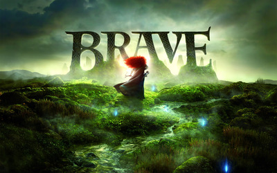 Brave [3] wallpaper