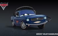 Brent Mustangburger - Cars 2 wallpaper 1920x1080 jpg