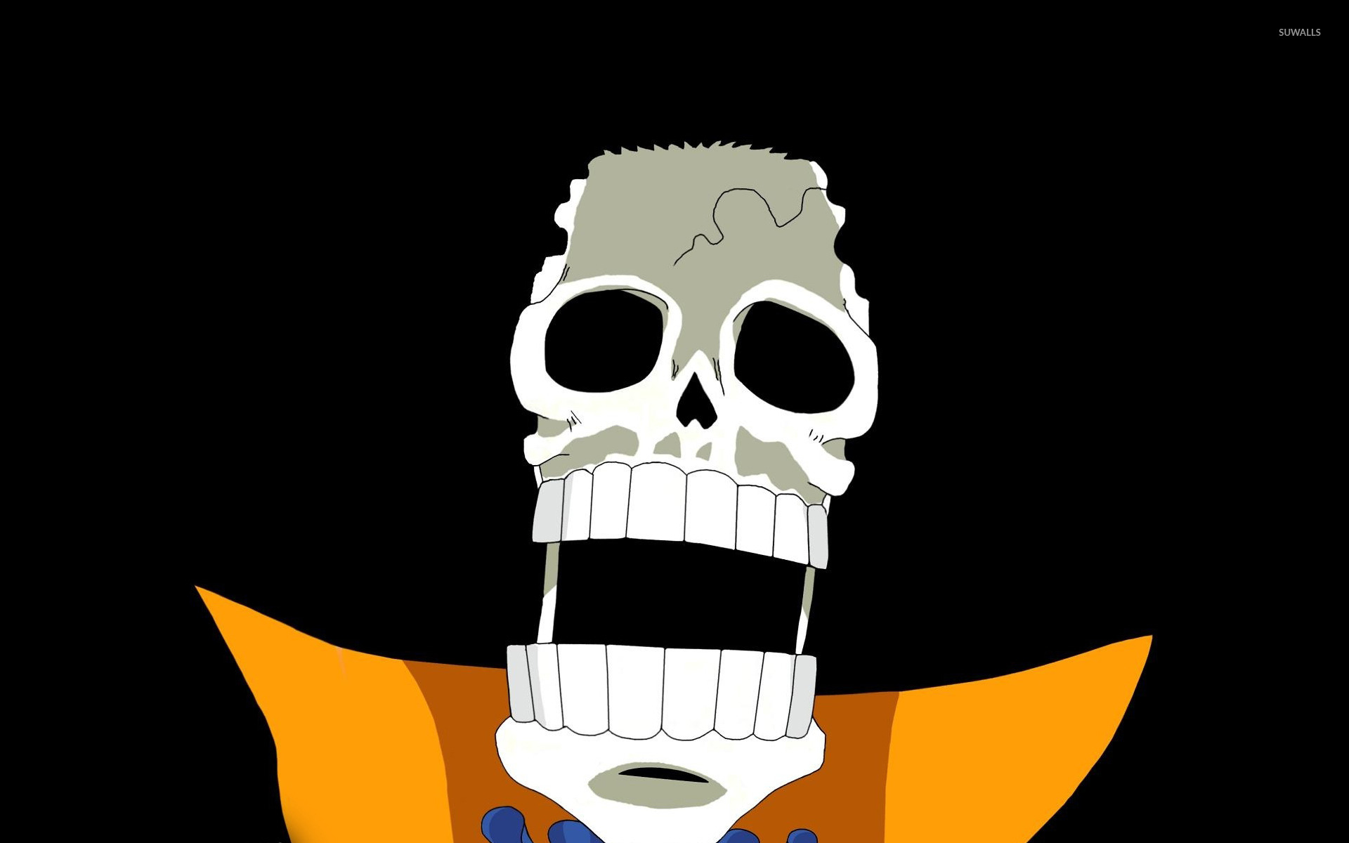 Brook One Piece Wallpaper Cartoon Wallpapers 15193