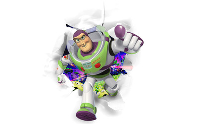 Buzz Lightyear - Toy Story wallpaper