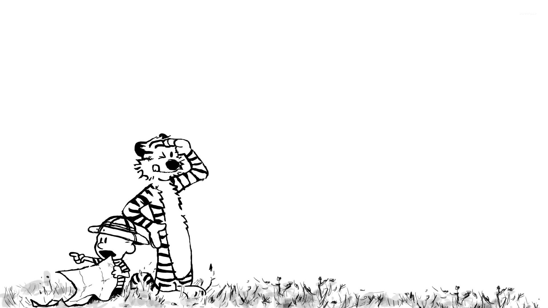 Calvin And Hobbes 5 Wallpaper Cartoon Wallpapers 15303