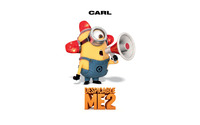Carl - Despicable Me 2 wallpaper 2880x1800 jpg