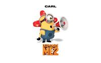 Carl - Despicable Me 2 wallpaper 2880x1800 jpg